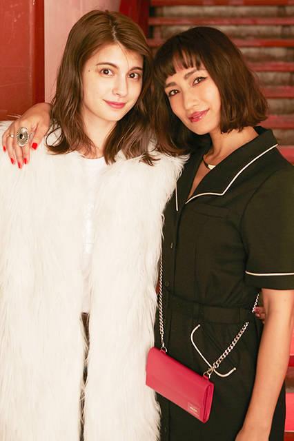 マギーさん&佐田さん