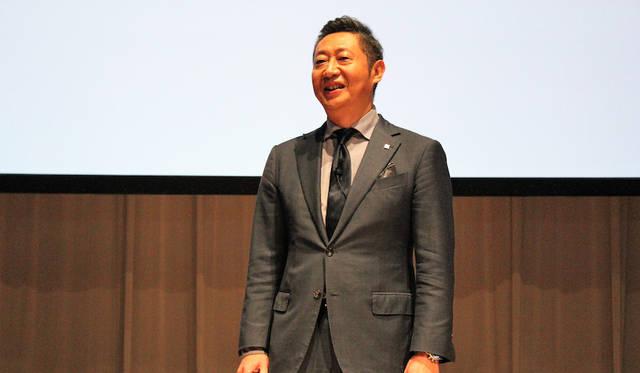 ゼネラルモーターズ・ジャパン 代表取締役社長 若松格氏