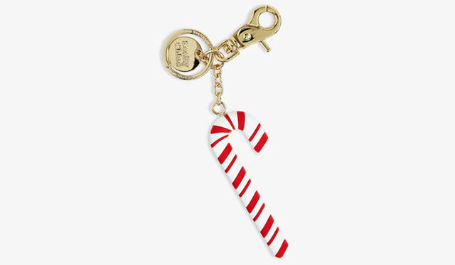 <strong>Christmas Collection 2016</strong><br /> 「BARLEY CANDY」 (バーレー キャンディ) Key Ring 6000円<br />  ※Key Ring のみ、POP-UP boutique 限定展開