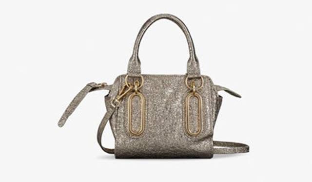 <strong>Christmas Collection 2016</strong><br /> 【slate】「GOLD」MINI CROSSBODY bag 5万3000円