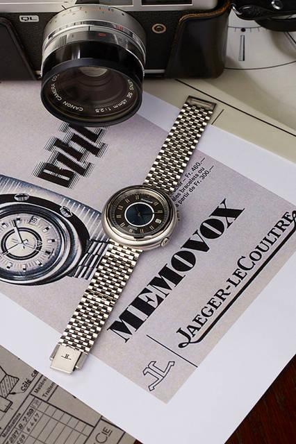 """1971年にリリースされた通称""""スノードロップ""""。このモデルからインスパイアされ、「マスター・メモボックス ブティック・エディション」がデザインされた。© Johann Sauty"""