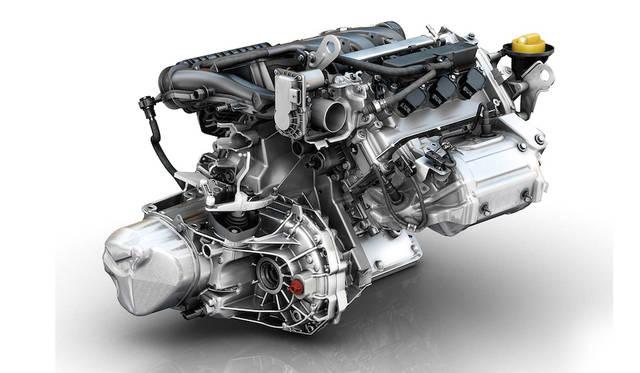 トゥインゴ ゼン H4D 1L自然吸気エンジン