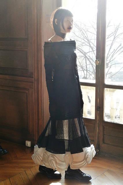 Hyun Mi Nielsen|シャンミ・ニールソン<br><br>2017年春夏オートクチュールコレクション<br>