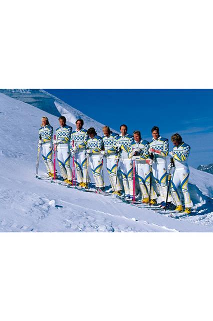 1987sweden national ski team