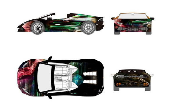Lamborghini Huracan RWD Spyder|ランボルギーニ ウラカン RWD スパイダー