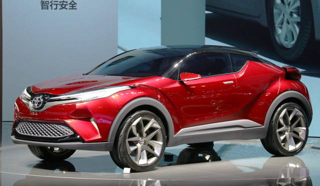 <strong>Toyota Fengchao Way|トヨタ豊巣WAY</strong><br> TNGA(トヨタ ニュー グローバル アーキテクチャー)を採用したSUVコンセプト。