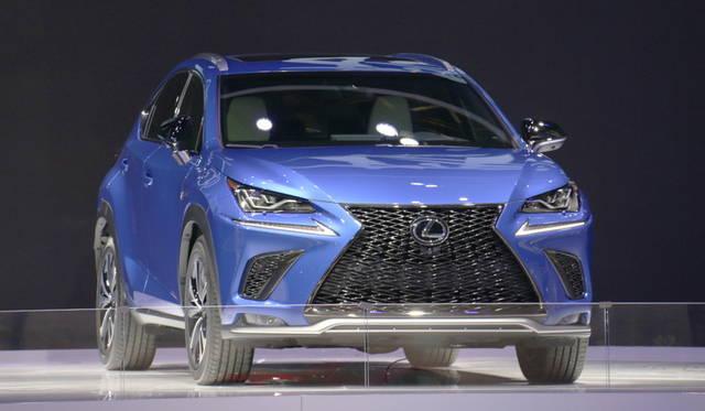 <strong>Lexus NX|レクサスNX</strong><br> マイナーチェンジにより、質感の向上と装備充実で、快適性・利便性の向上を実現。