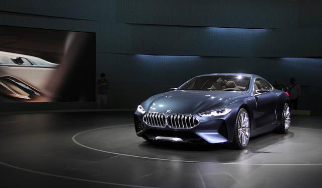 BMW Concept 8 Series|BMW コンセプト8シリーズ
