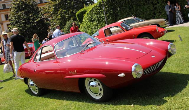 Alfaromeo Giulietta SS Prototipo  1957|アルファ・ロメオ ジュリエッタ SS プロトーティポ(1957年)