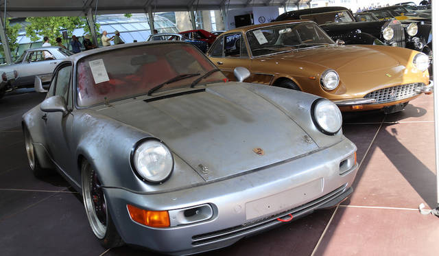Porsche 911 Carrera RSR 3.8  1993 at RM SOTHEBY'S AUCTION|ポルシェ 911カレラ RSR 3.8