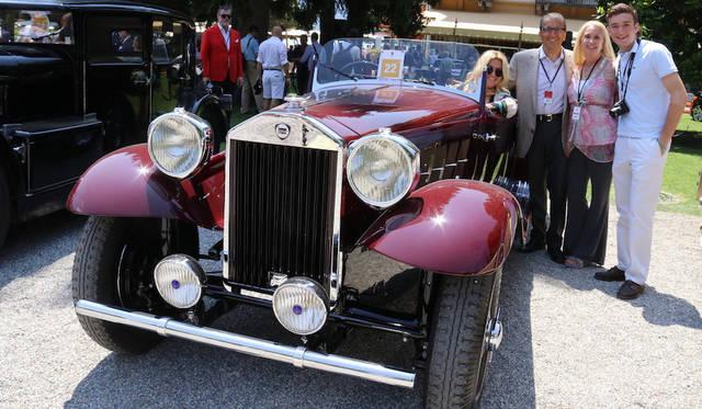 Lancia Dilambda 1932|ランチア ディラムダ(1932年)