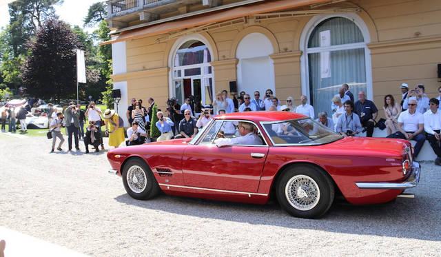 Maserati 5000 GT 1962|マセラティ 5000GT(1962年)