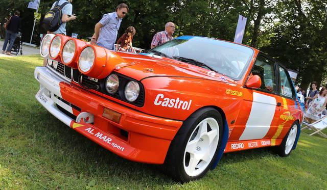 BMW M3 Rallye 1986|BMW M3 ラリー(1986年)