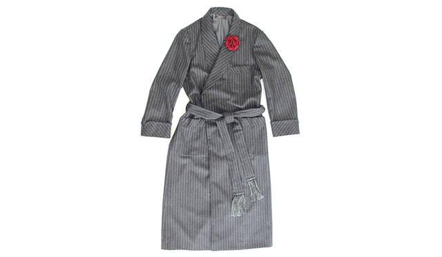 CHARVET robe, GUCCI corsage