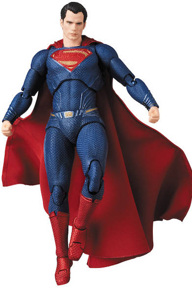 <strong>MAFEX SUPERMAN</strong>JUSTICE LEAGUE and related characters and elements © & ™ DC Comics. Warner Bros. Entertainment Inc. (s17)