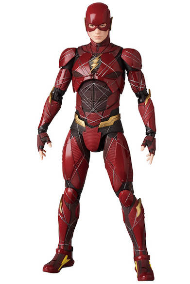 <strong>MAFEX FLASH</strong>JUSTICE LEAGUE and related characters and elements © & ™ DC Comics. Warner Bros. Entertainment Inc. (s17)