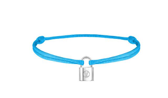 Bracelet Lockit Cordon Blue Unicef