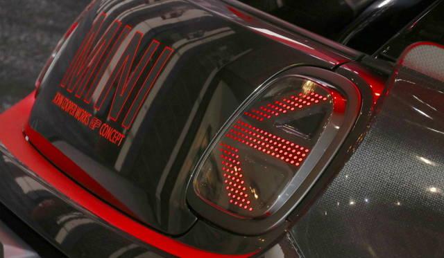 MINI John Cooper Works GP Concept|ミニ ジョン・クーパー・ワークス GPコンセプト