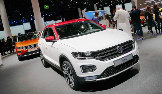 Volkswagen T-Roc|フォルクスワーゲンT-Roc