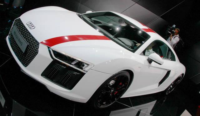 Audi R8 V10 RWS|アウディR8 V10 RWS
