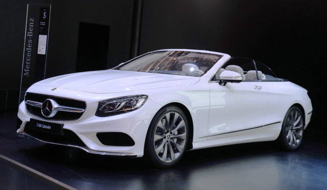 Mercedes-Benz S Class Cabriolet|メルセデス・ベンツ Sクラス カブリオレ