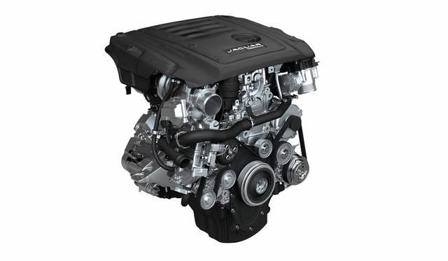 直列4気筒DOHC 2.0リッターディーゼルターボエンジン