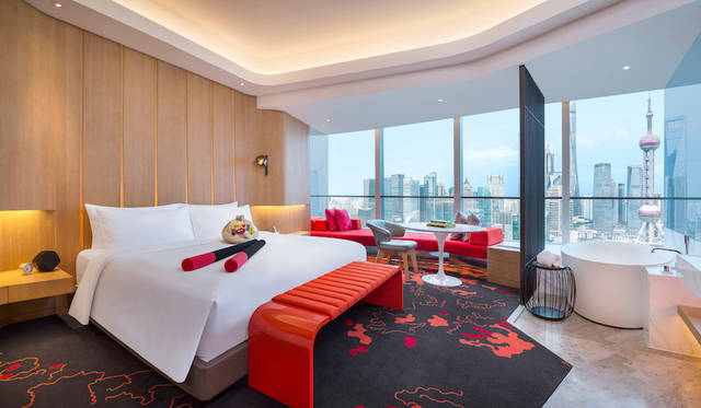 Fabulous Room with Bund View