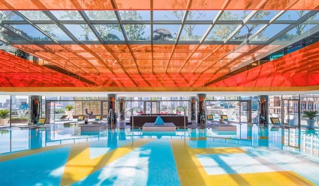 WET® Indoor Swimming Pool