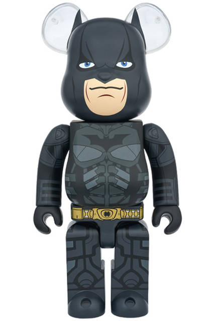 BE@RBRICK BATMAN (THE DARK KNIGHT Ver.) 400%