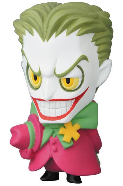 MVP(MICRO VINYL PLEASURE) SERIES 1 DCキャラクターズ1 ジョーカー