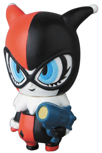 MVP(MICRO VINYL PLEASURE) SERIES 1 DCキャラクターズ1 ハーレイ・クイン