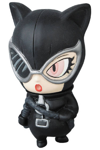 MVP(MICRO VINYL PLEASURE) SERIES 1 DCキャラクターズ1 キャットウーマン