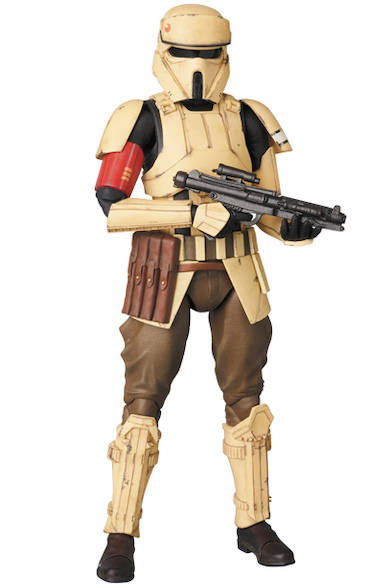 MAFEX SHORETROOPER ™
