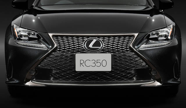 "RC350 特別仕様車 ""F SPORT Prime Black"""