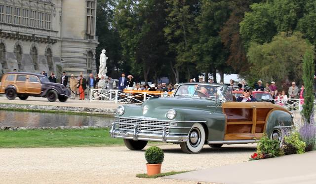 Chrysler Town & Country Convertible 1947