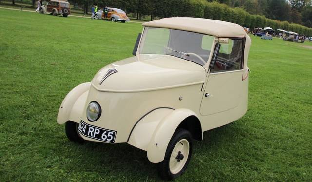 Peugeot VLV Electric 1942