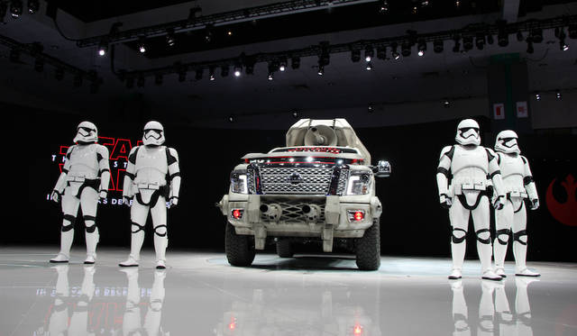 Nissan × STAR WARS The Last Jedi