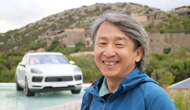 モータージャーナリスト、金子浩久氏