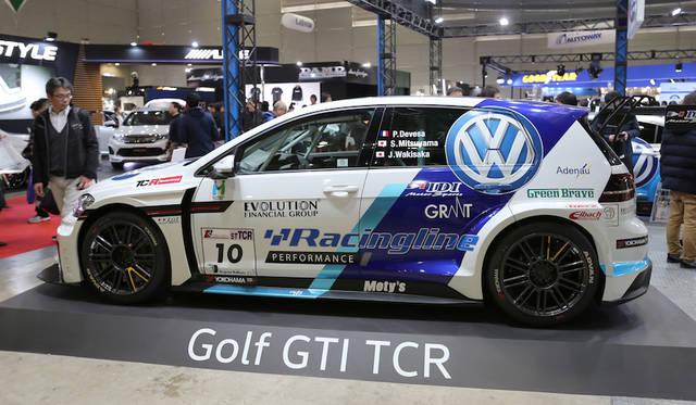 <strong>Volkswagen Golf GTI TCR|フォルクスワーゲン ゴルフ GTI TCR</strong><br> フォルクスワーゲンは欧州のツーリングカーレースTCRでチャンピンシップ獲得のゴルフGTI TCR
