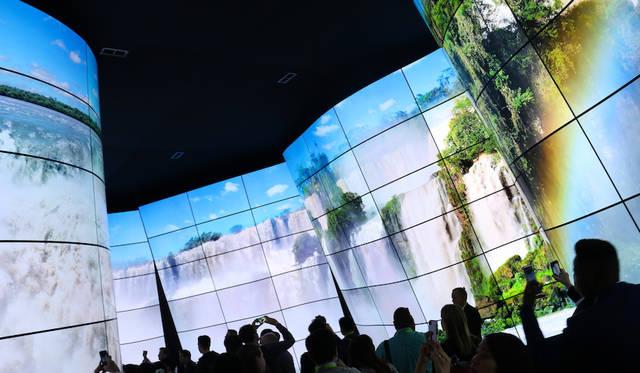 """LG OLED TV 4K """"Canyon"""""""
