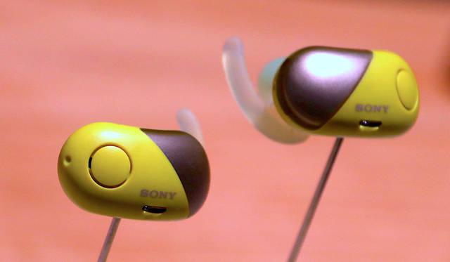 Sony Wireless Headphone WF-SP700