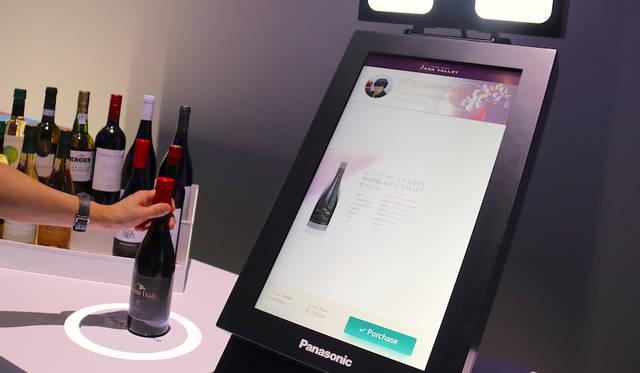 Panasonic RFID Checkout Solution