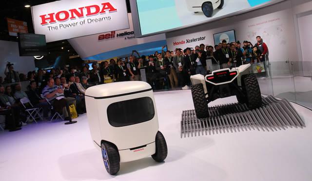 Honda 3E-C18 & 3E-D18