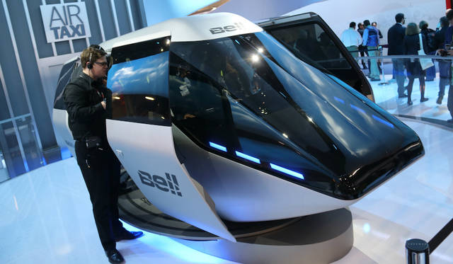 Bell Helicopter Air Taxi