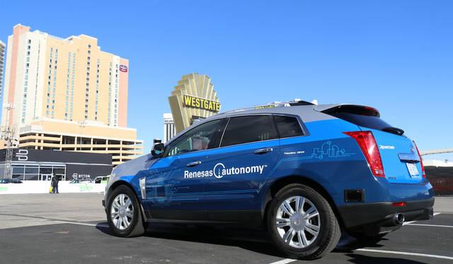 Renesas Autonomy