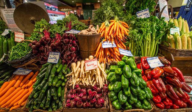 Adelaide Central Market, Adelaide, SA<br> © Tourism Australia