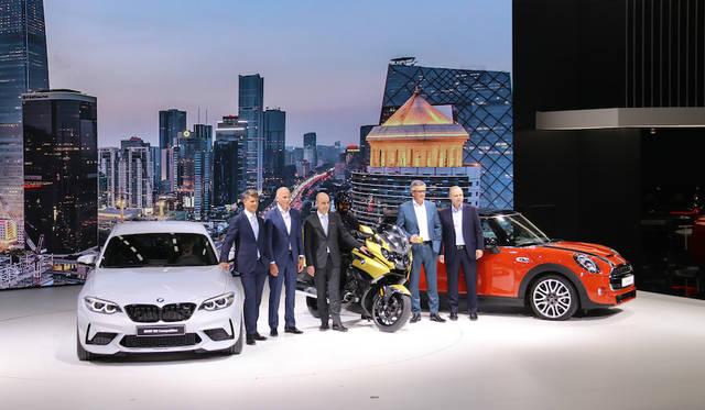 BMW Press Conference