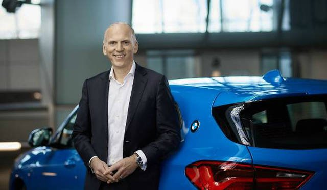 Peter Nota, Member of the Board of Management of BMW AG