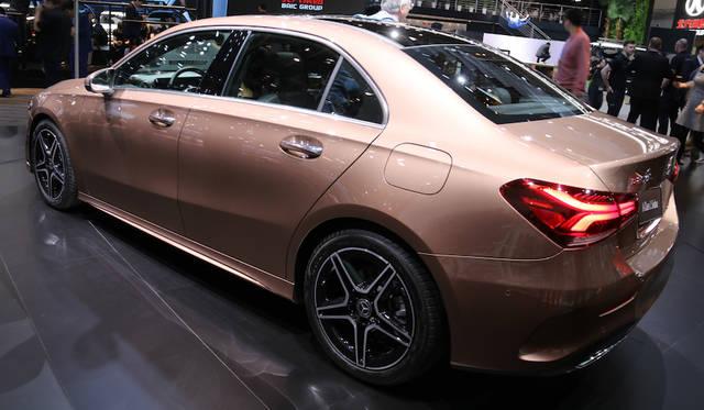 Mercedes-Benz A-Class L-Sedan