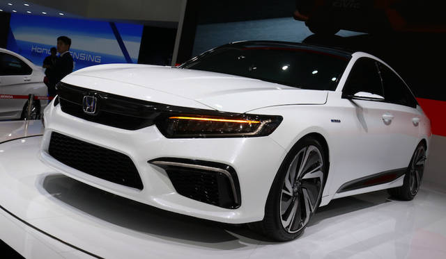 Honda Inspire Concept